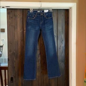 👖 Girls Old Navy Bootcut Jeans!
